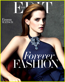 Emma Watson Covers 'The