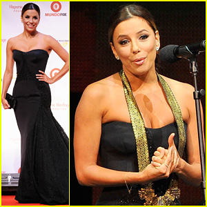 Eva Longoria: Hispanic Heritage Awards 2013 Honoree!