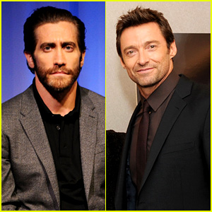 Jake Gyllenhaal & Hugh Jackman: 'Prisoners' AMPAS Screening!