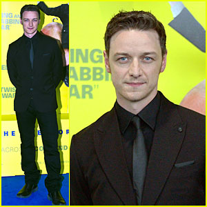 James McAvoy: 'Filth' Scotland Premiere!