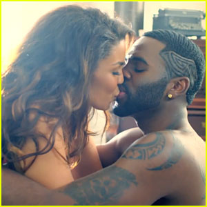 Jason Derulo & Jordin Sparks Kiss in 'Marry Me' Music Video!