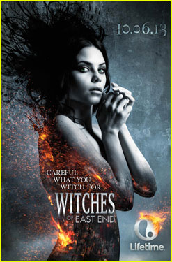 Jenna Dewan: 'Witches of East End' Poster & Trailer!
