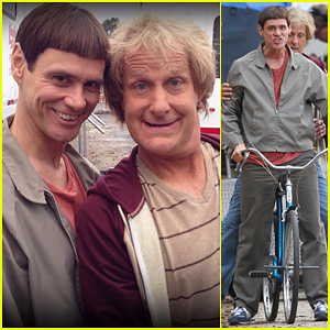 Jim Carrey & Jeff Daniels Begin Filming 'Dumb and Dumber To'