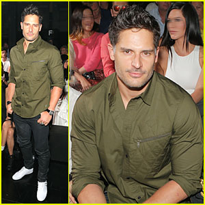 Joe Manganiello: Y-3 Fashion Show!
