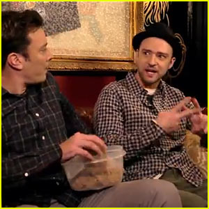 Justin Timberlake: Hashtag Comedy Sketch with Jimmy Fallon!