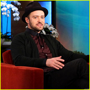 Justin Timberlake: 'I Have the Best Wife in the World!'