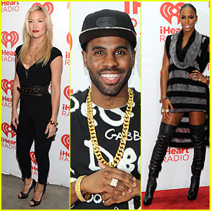 Kate Hudson & Kelly Rowland Present at iHeartRadio Music Fest!