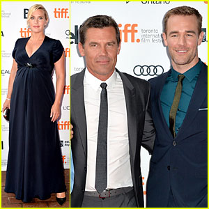 Kate Winslet & Josh Brolin: 'Labor Day' TIFF Premiere!