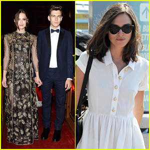 Keira Knightley & James Righton: Valentino Ball in Venice!