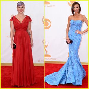 Kelly Osbourne & Giuliana Rancic - Emmys 2013 Red Carpet