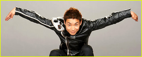 America's Got Talent Kenichi Ebina