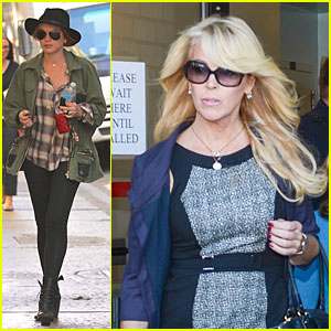 Lindsay Lohan: Mom Dina Pleads Not Guilty to Drunk Driving