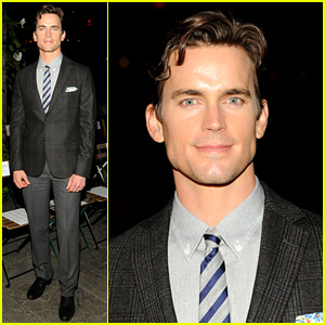 Matt Bomer: Billy Reid Show After 'Fifty Shades' Comments
