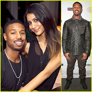 Michael B. Jordan: Get Lucky For Lupus LA Poker Tournament!