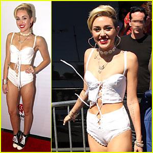 Miley Cyrus Cupcake Pasties