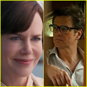 Nicole Kidman & Colin Firth: 'Railway Man' Trailer - Watch Now!