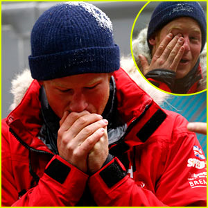 Prince Harry Freezes Himself to Prep for South Pole Challenge!