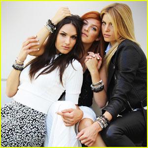 Riley Keough Models Bracelets For Best Friend (Exclusive)