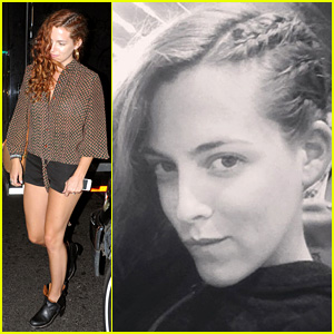 Riley Keough: Most Beautiful Person Alex Pettyfer Knows!
