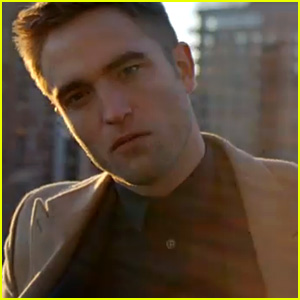 Robert Pattinson: Dior Homme Ad Campaign Complete Video! | Camille