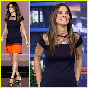 Sandra Bullock: No Matter What, I Got to Go Home to Louis!