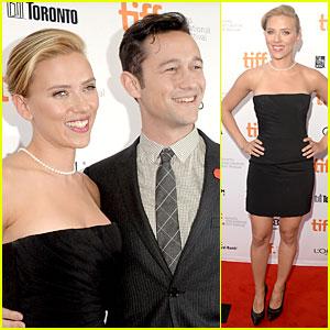 Scarlett Johansson & Joseph Gordon-Levitt: 'Don Jon' TIFF Premiere!