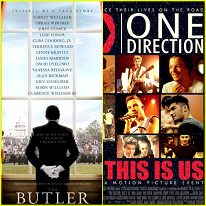 'The Butler' Tops 'One Direction' at Labor Day Box Office