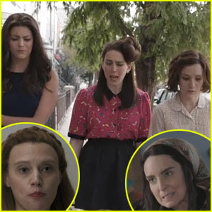 Tina Fey: 'Saturday Night Live' 'Girls' Sketch & Other Skits - Watch Now!