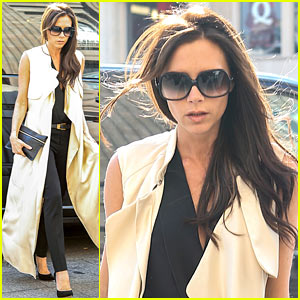 Victoria Beckham Shares Exciting News About Mainline Collection!