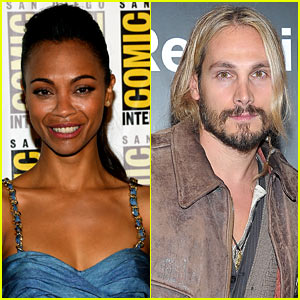 Zoe Saldana: Married to Marco Perego!