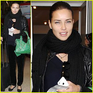 Adriana Lima: 'Be Proud of Who You Are!'