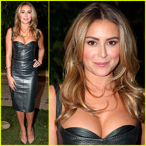 Alexa Vega: 'Machete Kills' Press Conference!