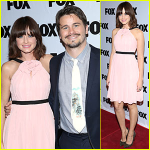 Alexis Bledel & Jason Ritter: 'Us & Them' NYC Screening!