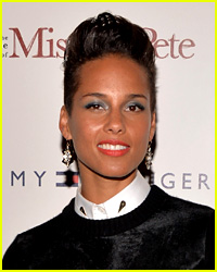 Alicia Keys Believes in Aliens, Would Go to Space With Them