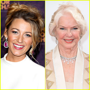 Blake Lively Lands 'Age of Adaline' Role Opposite Ellen Burstyn