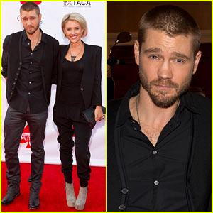 Chad Michael Murray & Nicky Whelan: Ante Up for Autism!