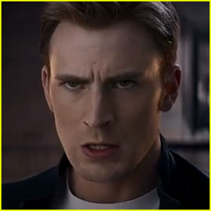 Chris Evans: 'Captain America: The Winter Soldier' Trailer - Watch Now!