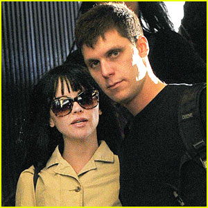 Christina Ricci: Married to James Heerdegen!