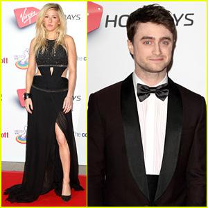Daniel Radcliffe & Ellie Goulding: Attitude Magazine Awards!