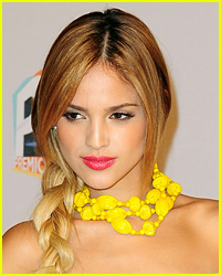 Liam Hemsworth's Flame Eiza Gonzalez Hangs with Socialites