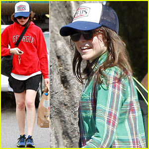 Ellen Page: 'Awesome Spy' for 'Queen & Country'!