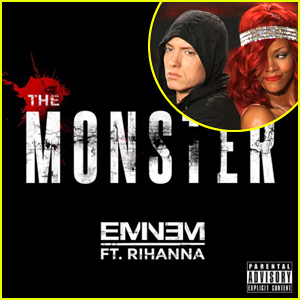 Eminem 'The Monster' ft. Rihanna: Song & Lyrics (LISTEN NOW)