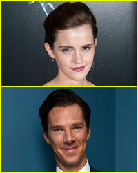 Emma Watson & Benedict Cumberbatch Named Sexiest Stars