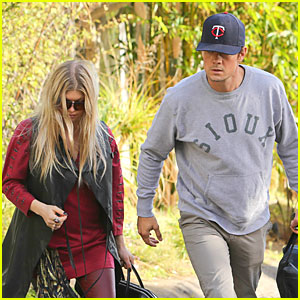 Fergie & Josh Duhamel: House Renovations After Halloween Party