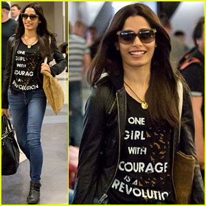 Freida Pinto: Every Girl Deserves an Education!