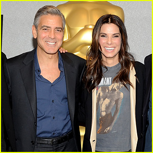 George Clooney Reveals Why He Won't Date Sandra Bullock