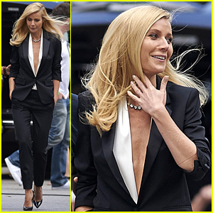 Gwyneth Paltrow Joins Instagram, Gets to Work for Hugo Boss
