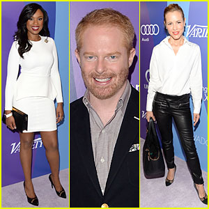 Jennifer Hudson & Jesse Tyler Ferguson: Variety Power of Women!
