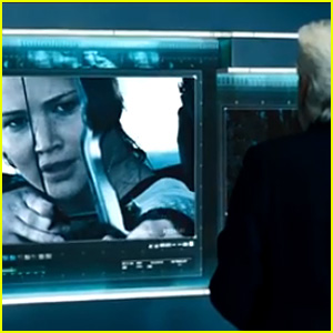 Jennifer Lawrence: 'Hunger Games: Catching Fire' Final Trailer