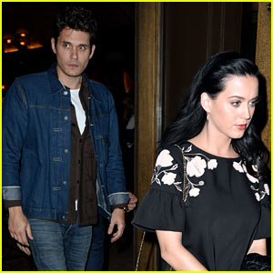 Katy Perry & John Mayer: Steakhouse Dinner Date in NYC!